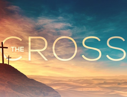 The Cross: Carrying the Cross